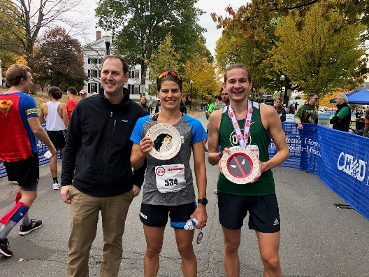CHaD HERO Half-Marathon Winners