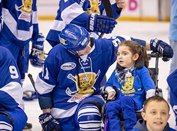 CHaD Hockey police