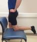 Hip flexor stretch step 1