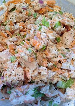 heathers healthy tuna