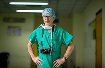 Staff Photographer Mark Washburn