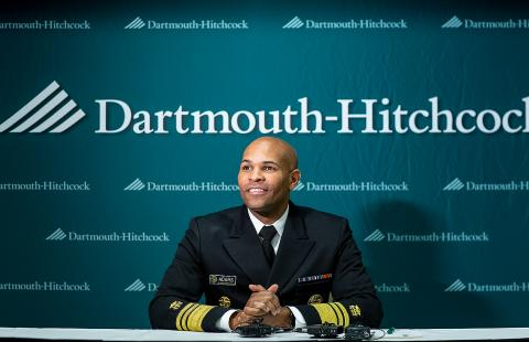 U.S. Surgeon General VADM Jerome Adams, MD