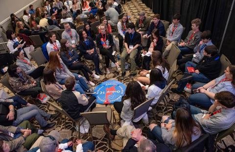 youth summit circles