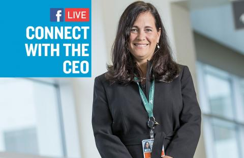 Connect with the CEO Maria Padin