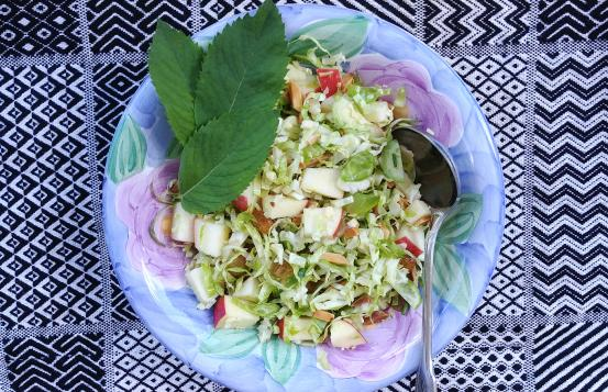 Brussel Sprouts Salad recipe