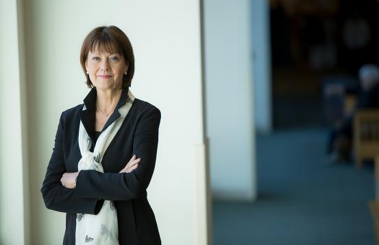 Dr. Joanne Conroy portrait