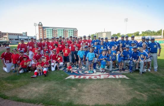CHaD Kids Baseball Team
