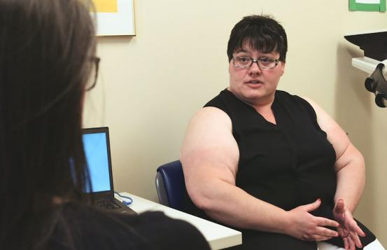 Follow Pam's journey to wellness with Dartmouth-Hitchcock's Weight & Wellness Center