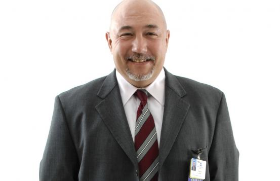 Patrick F. Jordan III, MBA, Chief Operating Officer (COO) for the Dartmouth-Hitchcock (D-H) health system.