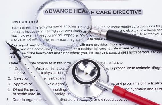 Copy of an Advance Directives
