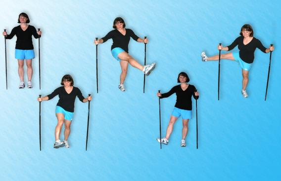 Pole exercises