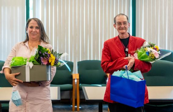 Volunteer Services Recognition 2020